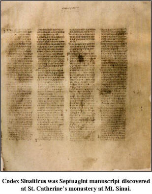 6. The Apocrypha, The Septuagint LXX, and the Canon