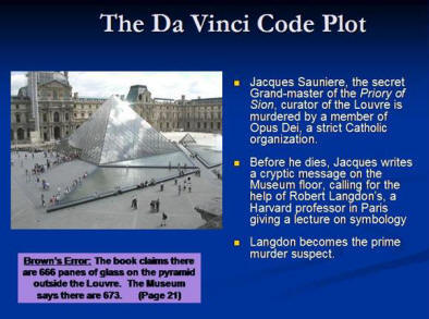 The Da Vinci Code Debunked