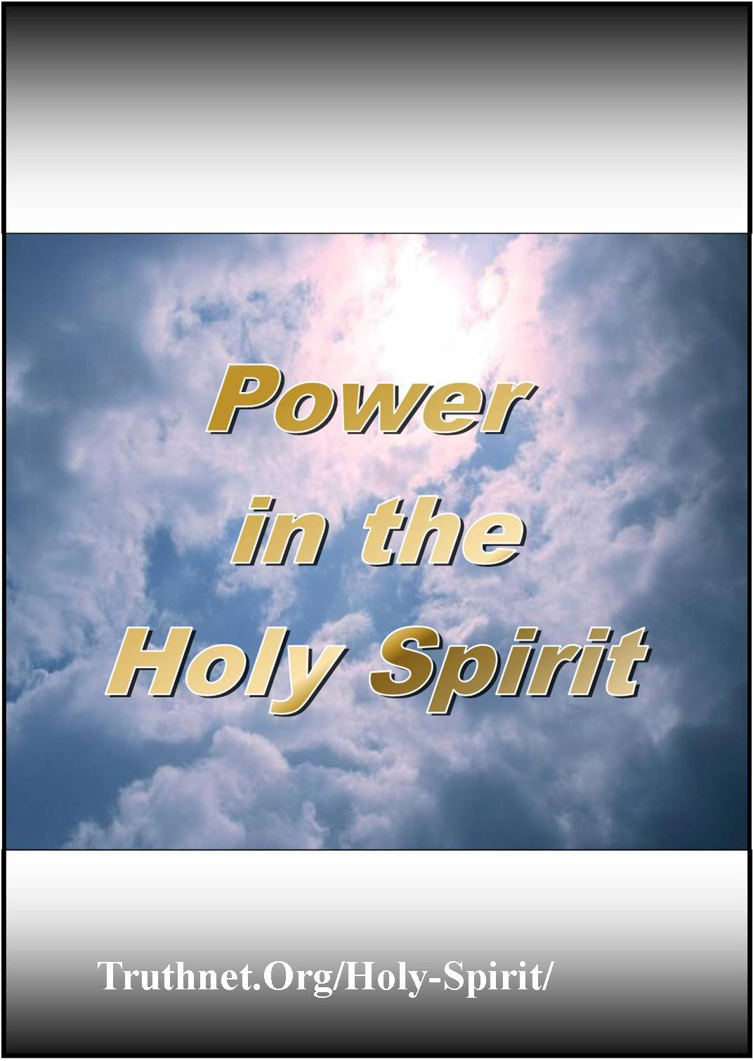 holy spirit in