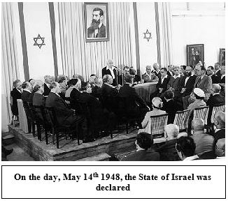 Israel-declared-nation-1948