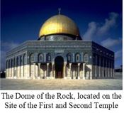 Dome-of-the-rock-Temple-site