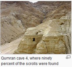 Qumran-Caves-Dead-Sea-Scrolls