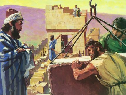 Nehemiah-Rebuilding-the-walls